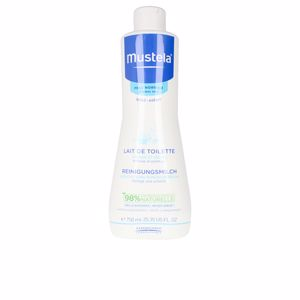 Limpiador facial BÉBÉ cleansing milk normal skin Mustela