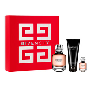 Givenchy L'INTERDIT COFFRET parfum