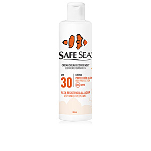 Corps CREMA SOLAR ECOFRIENDLY especial medusas SPF30 Safe Sea