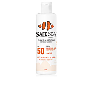 Corps CREMA SOLAR ECOFRIENDLY especial medusas SPF50 Safe Sea