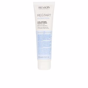 Tratamiento rizos - Tratamiento hidratante pelo RE-START hydratation curl definer cream Revlon