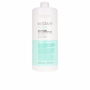 Volumizing Shampoo RE-START volume magnifying shampoo Revlon