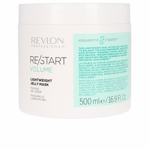 Maschera per capelli RE-START volume jelly mask Revlon