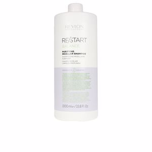 Purifying shampoo RE-START balance purifying shampoo Revlon