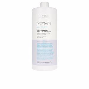 Anti-dandruff shampoo RE-START balance anti dandruff shampoo Revlon