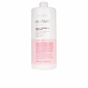 Colorcare shampoo RE-START color protective gentle cleanser Revlon