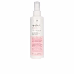Hair color treatment RE-START color protective mist Revlon