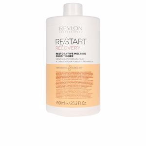 Hair repair conditioner RE-START recovery restorative melting conditioner