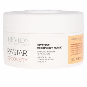 Hair mask for damaged hair RE-START recovery restorative mask Revlon