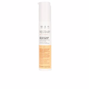 Hair repair treatment RE-START recovery anti-split ends sealing drops Revlon