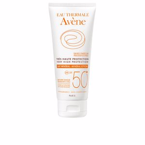 Facial SOLAIRE HAUTE PROTECTION lait minéral SPF50+ Avène