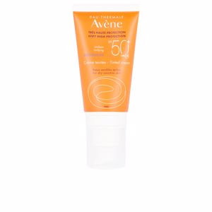Ochrona Twarzy SOLAIRE HAUTE PROTECTION crème teintée SPF50+