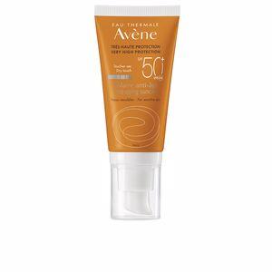 Visage SOLAIRE HAUTE PROTECTION crème anti-âge SPF50+