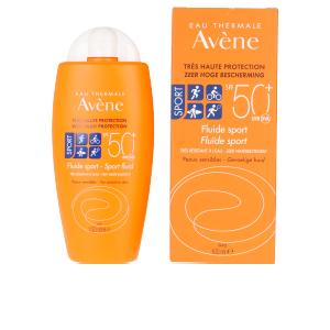 SOLAIRE HAUTE PROTECTION fluide sport SPF50+100 ml