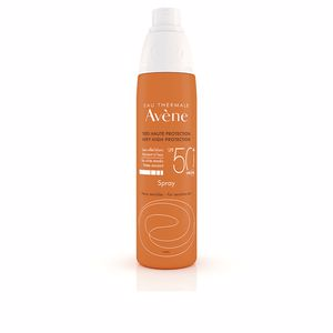SOLAIRE HAUTE PROTECTION spray SPF50+ 200 ml
