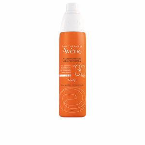 SOLAIRE HAUTE PROTECTION spray SPF30 200 ml