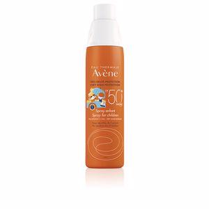 Facial SOLAIRE HAUTE PROTECTION spray enfant SPF50+ Avène