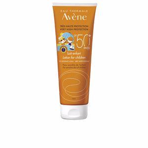 Body SOLAIRE HAUTE PROTECTION lait enfant SPF50+ Avène