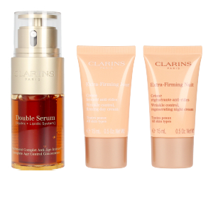 Skincare set DOUBLE SERUM SET Clarins