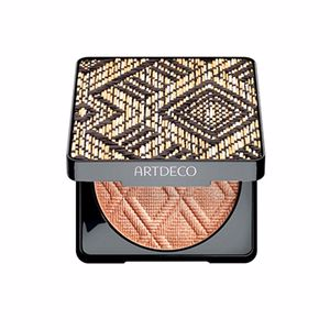 Bronzing powder - Highlighter makeup GLOW bronzer Artdeco