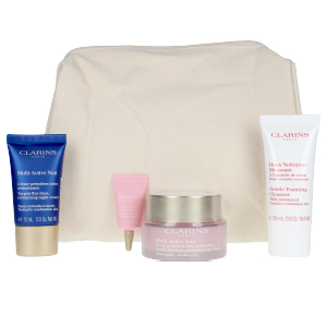 Kosmetik-Set MULTI-ACTIVE JOUR SET Clarins
