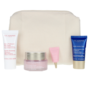 Cosmetic Set MULTI-ACTIVE JOUR VOORDELSET Clarins