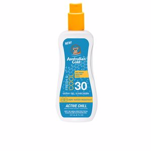 Korporal SUNSCREEN SPF30 X-TREME SPORT spray gel active Australian Gold