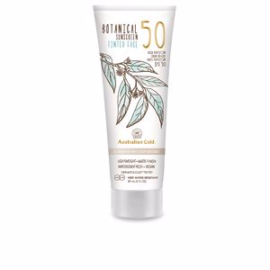 BB Cream BOTANICAL SPF50 tinted face Australian Gold