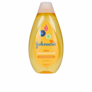 Haircare for kids - Moisturizing shampoo BABY champú original Johnson's