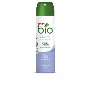 Desodorante BIO NATURAL 0% CONTROL deo spray Byly