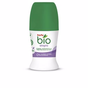 Desodorizantes BIO NATURAL 0% ATOPIC deo roll-on Byly