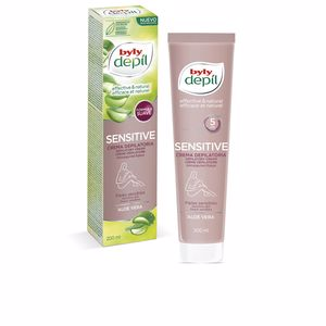 Enthaarungscreme DEPIL SENSITIVE crema depilatoria Byly