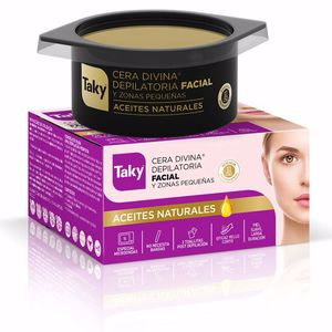 Enthaarungswachs ACEITES NATURALES cera divina facial Taky