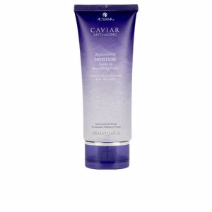 Hair repair conditioner CAVIAR REPLENISHING MOISTURE leave-in smoothing gelee Alterna
