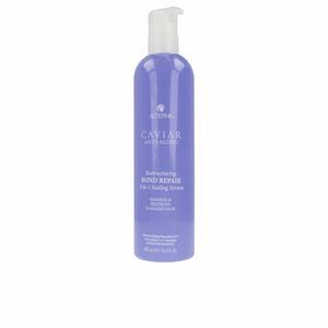 Hair repair treatment CAVIAR RESTRUCTURING BOND repair 3-in-1 sealing serum back b Alterna