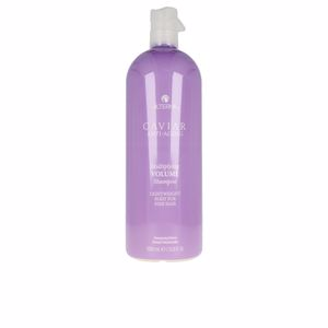 Volumizing shampoo CAVIAR MULTIPLYING VOLUME shampoo back bar Alterna