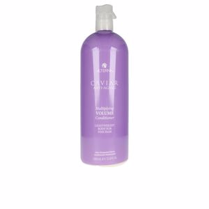 Volumizing conditioner CAVIAR MULTIPLYING VOLUME conditioner back bar Alterna