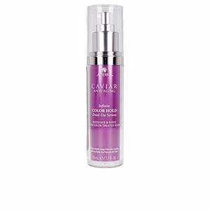 Hair moisturizer treatment - Sun Protection hair treatment CAVIAR INFINITE COLOR HOLD dual-use serum back bar Alterna