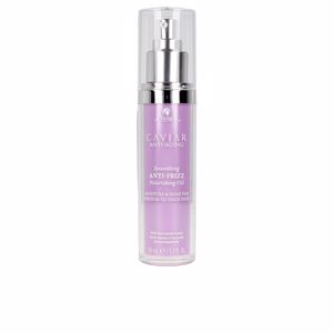 Hair straightening treatment - Anti-frizz treatment CAVIAR SMOOTHING ANTI-FRIZZ nourishing oil Alterna