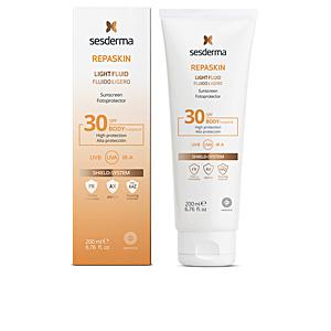 Gesichtsschutz REPASKIN CORPORAL SPF30 fluido ligero Sesderma