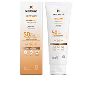 Gesichtsschutz REPASKIN CORPORAL SPF50 fluido ligero Sesderma