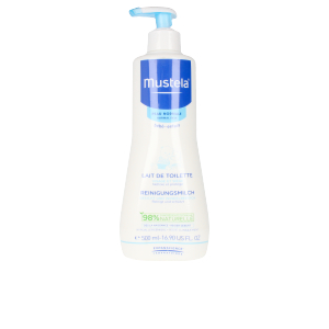 Cleansing milk - Facial cosmetics for kids BÉBÉ cleansing milk normal skin Mustela