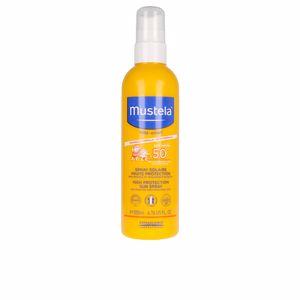 Korporal BÉBÉ SOL lait solaire IP50+ spray Mustela