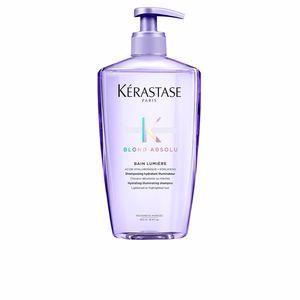 Shampoo brilho - Shampoo proteçao de cor BLOND ABSOLU bain lumière