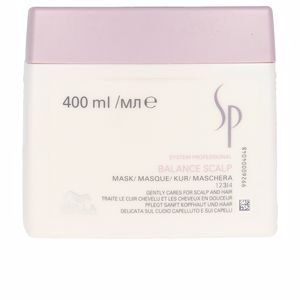 SP BALANCE SCALP mask 400 ml