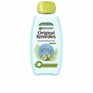 Champú hidratante ORIGINAL REMEDIES champú agua coco y aloe Garnier