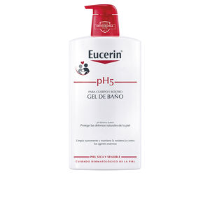 Shower gel PH5 gel de baño dosificador Eucerin