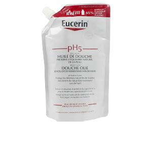Gel de baño PH5 aceite de ducha recarga Eucerin