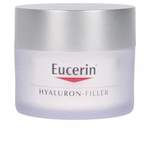 Anti aging cream & anti wrinkle treatment HYALURON-FILLER crema de día SPF15 piel seca Eucerin