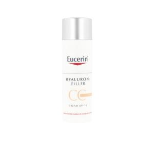 CC Cream HYALURON-FILLER CC cream SPF15+ Eucerin